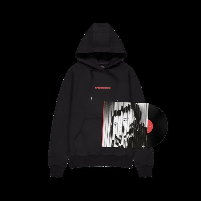 Pack Hoodie + Vinyle TRISTESSE